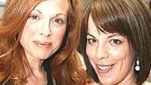 Drama Desk Cocktail Party 2006 - Carolee Carmello - Leslie Kritzer