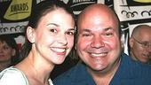 Drama Desk Cocktail Party 2006 - Sutton Foster - Casey Nicholaw