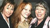 Drama Desk Cocktail Party 2006 - Zoe Wanamaker - Lauren Ambrose - Frances de la Tour