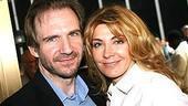 Tony winners congregate 2006 - Ralph Fiennes - Natasha Richardson