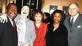 Tony Winners Congregate 2006 - Ben Vereen - Elizabeth Wilson - Patricia Elliott - Mary Alice - George S. Irving - 2