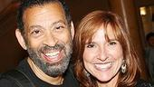 Marilyn Milian at Hot Feet - Maurice Hines - Marilyn Milian