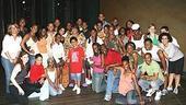 Actors Fund benefit of Color Purple - full cast