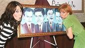 Photo Op - Jersey Boys Portrait Unveiling - Sara Schmidt - Jennifer Naimo