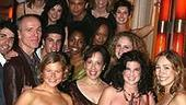 Photo Op - Mamma Mia! Fifth Anniversary - cast at party