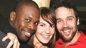 Photo Op - Stephen Schwartz Portrait at Tony's DiNapoli - Rhett G. George - Katie Webber - Zach Hensler