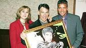 Photo Op - Stephen Schwartz Portrait at Tony's DiNapoli - Valarie Smalderone - Stephen Schwartz - Bruce Dimpfmaier
