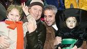 Photo Op - Wicked Day 2006 - Bernie Telsey - (son ) Felix - David Stone - (kid) Grace Albano