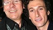 Photo Op - Les Miz opening - John Caird - Aaron Lazar