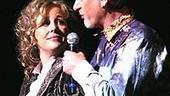 Photo Op - Luke & Laura at Wedding Singer - onstage - Genie Francis - Anthony Geary