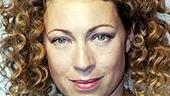 Photo Op - Mary Poppins Opening - Alex Kingston
