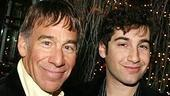 Photo Op - Spring Awakening Broadway opening - Stephen Schwartz - (son) Scott Schwartz