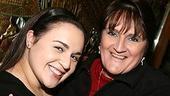 Photo Op - Spring Awakening Broadway opening - Nicole Blonsky - mom