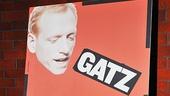 Gatz Opening Night Party – poster