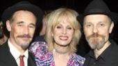 La Bete opening – Mark Rylance – Joanna Lumley – David Hyde Pierce