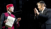 Show Photos - The Merchant of Venice - Gerry Bamman - Lily Rabe - Al Pacino