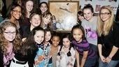 Billy Elliot's Second Anniversary Celebration – ballet girls