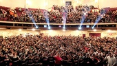 Chicago fan day - crowd
