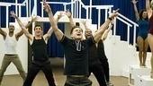 Catch Me Preview – Aaron Tveit – cast