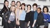 Anything Goes Press rehearsal – female cast