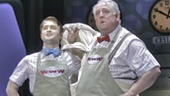Show Photos - How to Succeed in Business - Daniel Radcliffe - Rob Bartlett
