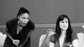 In Rehearsal with By the Way, Meet Vera Stark - Sanaa Lathan – Stephanie J. Block