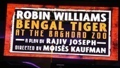 Bengal Tiger opens – marquee