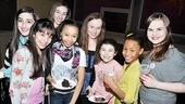 Billy Elliot Celebrates 1000 Performances – Ballet girls