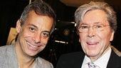 The Normal Heart's Joe Mantello and The Importance of Being Earnest's Brian Bedford both have experience as directors and actors on Broadway.