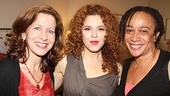 Angela Lansbury and More at <i>Follies</i> - Betsy Aidem - Bernadette Peters - S. Epatha Merkerson