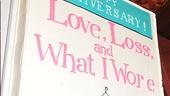 Love Loss anniversary - cake