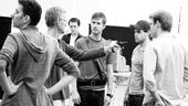 <i>Bonnie & Clyde</i> Rehearsal -  Steve Rankin – Jeremy Jordan