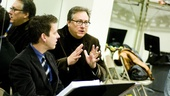 Lysistrata rehearsal – Lewis Flinn – Douglas Carter Beane