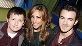 Godspell opens – Frankie Jonas – Danielle Deleasa – Kevin Jonas