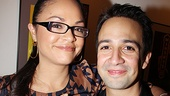 Tony winner Karen Olivo thinks pal Lin-Manuel Miranda definitely brought it!