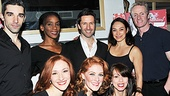 Marco Zunino Makes 'Chicago' Debut – Marco Zunino and cast