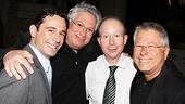 Newsies- Christopher Gattelli, Harvey Fierstein, Jack Feldman and Alan Menken