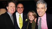 Carrie - Michael Gore, Clive Davis, Lesley Gore and Lawrence Cohen