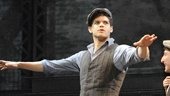 Show Photos - Newsies - Jeremy Jordan - cast