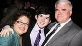 Newsies – Opening Night – mom - Andy Richardson – dad