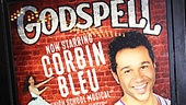 Be sure to catch Corbin Bleu live at the Circle in the Square Theatre.