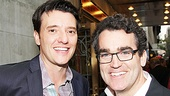 One Man, Two Guvnors opening night – Jason Butler Harner – Brian D'Arcy James