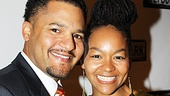 Clybourne Park Opening Night – Brandon J. Dirden – Crystal A. Dickinson
