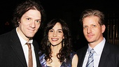 Clybourne Park Opening Night – Adam Rapp – Annie Parisse – Paul Sparks
