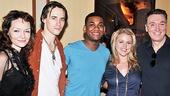 Joshua Ledet Visits Spider-Man – Katrina Lenk – Reeve Carney – Joshua Ledet - Rebecca Faulkenberry – Patrick Page