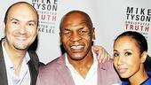 Undisputed Truth Meet The Press – XXX – Adam Steck – Mike Tyson – Kiki Tyson