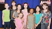 Annie – Taylor Richardson- Georgi James- Madi Rae DiPietro- Emily Rosenfeld- Lilla Crawford- Tyrah Skye Odoms- Junah Jang- Jaidyn Young