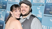 Falling- Julia Murney- Daniel Everidge