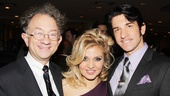 'Mystery of Edwin Drood' Opening Night — William Ivey Long — Orfeh — Andy Karl