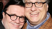 'Dead Accounts' Opening Night — Nathan Lane — Douglas Carter Beane